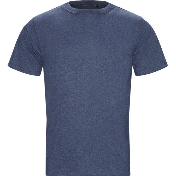 Steve T-shirt - T-shirts - Regular - Denim